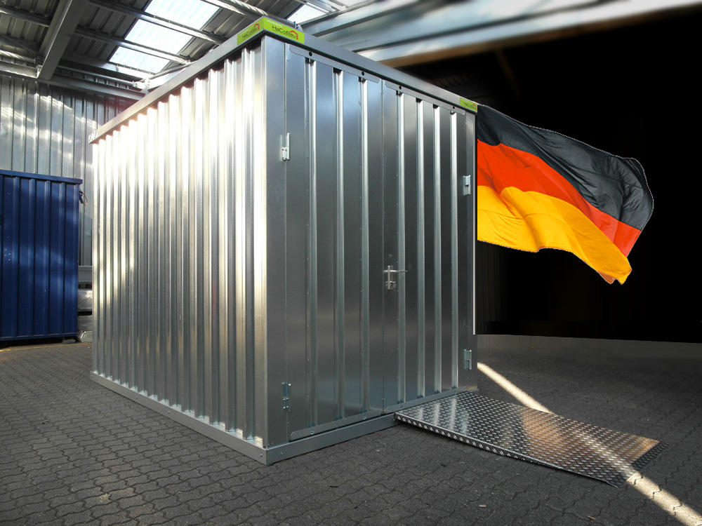 Lagercontainer - Schnellbaucontainer