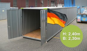 lagercontainer g nstig kaufen ab hersteller. Black Bedroom Furniture Sets. Home Design Ideas